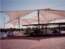 Swimming Pool Shade Awning