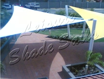 residential shade awning